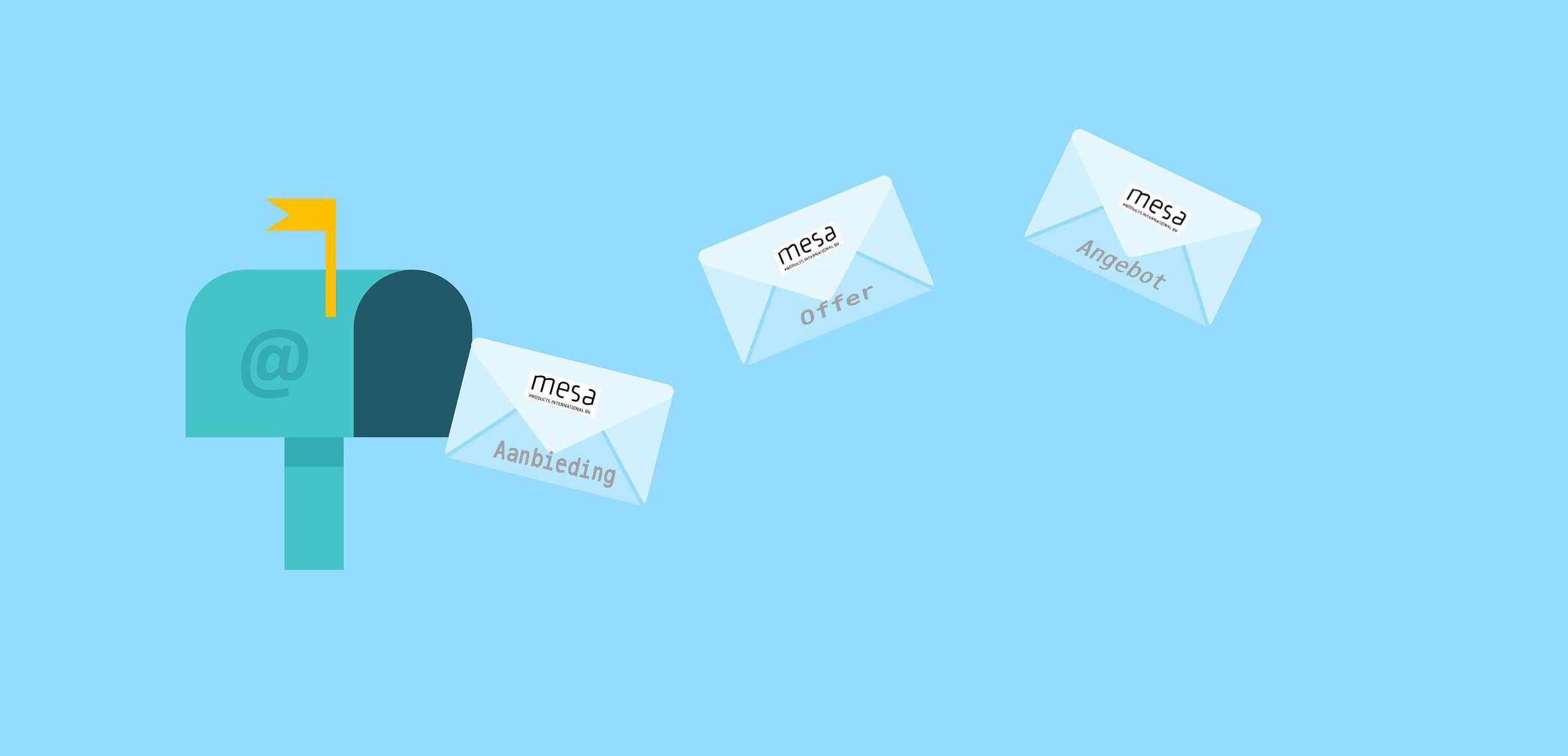 Mesa Products International B.V.