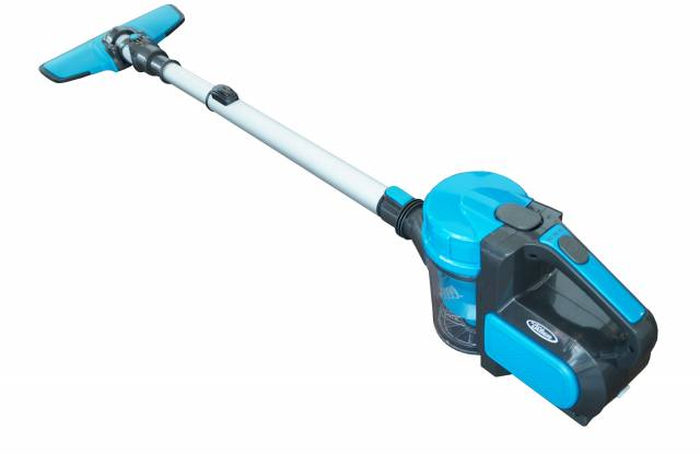 Aqua Laser Freedom snoerloze stofzuiger - Blauw