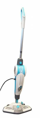 AQUA LASER 2 IN 1 STEAM CLEANER