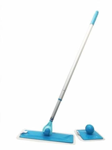 Aqua Laser Clickball - Blauw