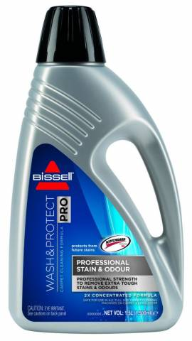 Bissell Wash & Protect Pro tapijtshampoo