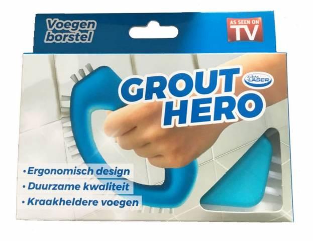 Grout Hero voegenborstel