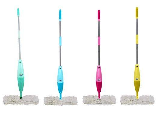 VIDEO Aqua Laser FlipFlop Spray Mop