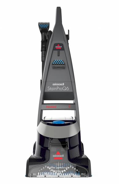 Bissell Stainpro Q6 Rood / Zilver