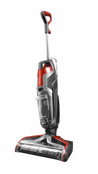 BISSEL CROSSWAVE CORDLESS PRO - MAMBO RED