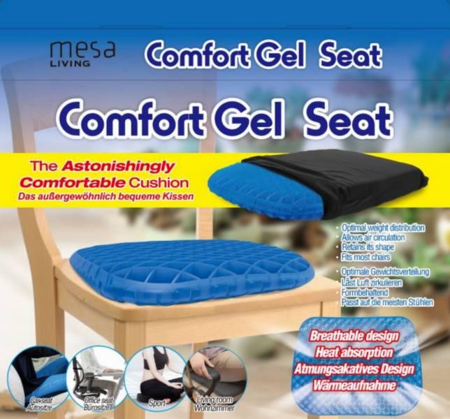 Mesa Living Comfort Gel Seat