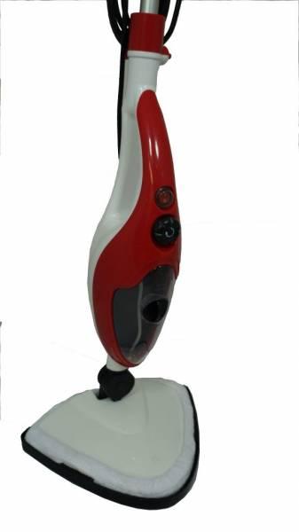 Aqua Laser Brilliant Stoomreiniger rood