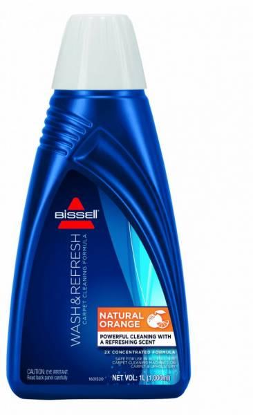 Bissell Wash & Refresh Natural Orange