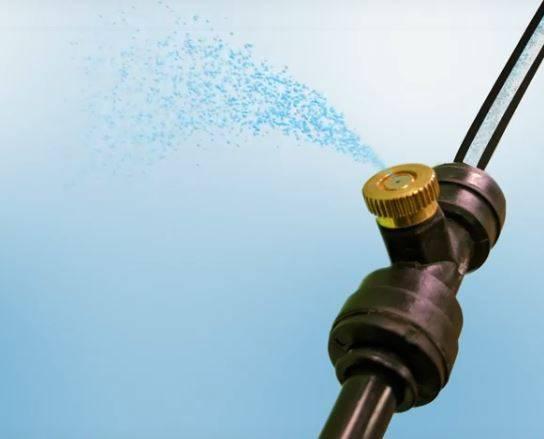 Aqua Laser Miracle Mist 6 meter/ 12 meter