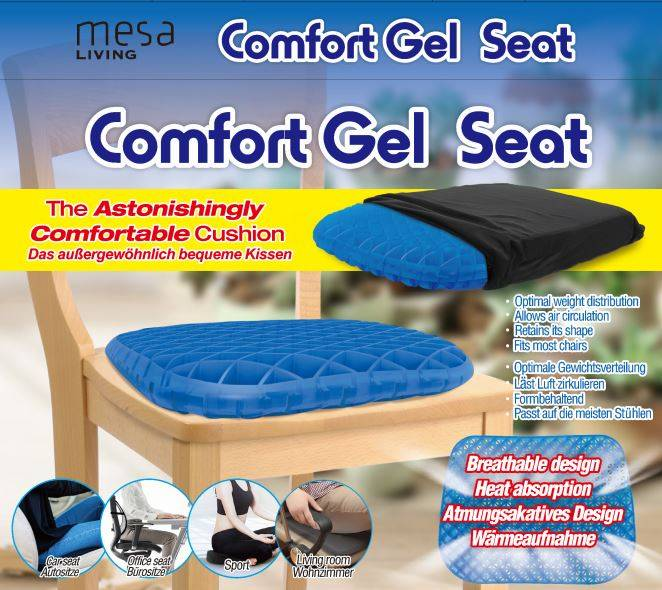 VIDEO Mesa Living Comfort Gel Seat